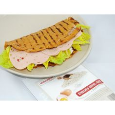 Protein Panini Low Carb