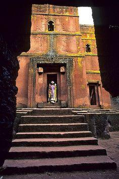 Ethiopia | Rock-Hewn Churches, Lalibela