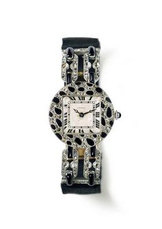 First Cartier Panthere was a watch in 1914