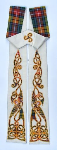 Celtic and Tartan Stoles - Ruth Black - Picasa Web Albums