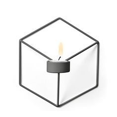CASANOVA Møbler — Menu - POV væg fyrfadsstage - varmgrå