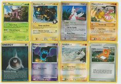 #Pokemon lot of 8 cards WITH RARES ALL PICTURED Not Perfect with #Pinsir 1/99 Christmas List 2016, Pokemon Tcg Cards, Thick Skin, Pokemon Pictures, All Pictures, Card Games, Cool Art, Fishing, Artwork