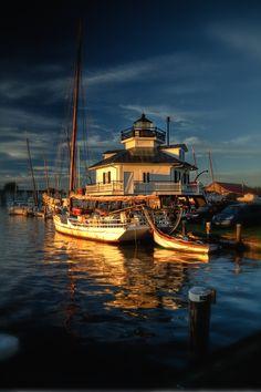 Hoopers Strait Light 001, St Michaels, MD