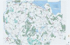 Konigsberg 1945 map
