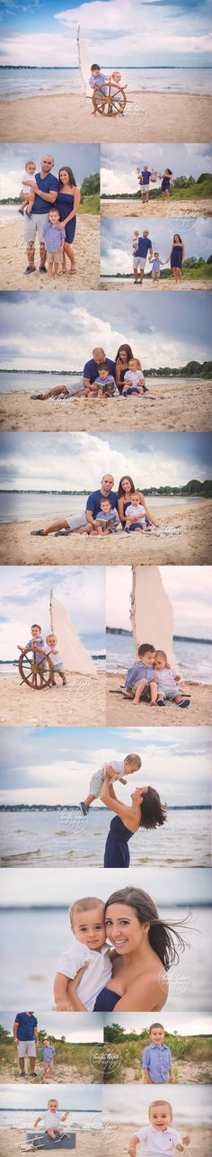 A sneak peek from our August Workshop Family session at the beach! - Heidi Hope Photography