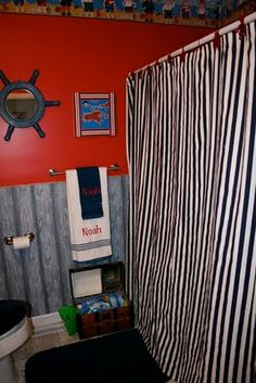 High Quality Moo Moou0027s U0026 Tutus: Noahu0027s Pirate Bathroom Treasure Chest