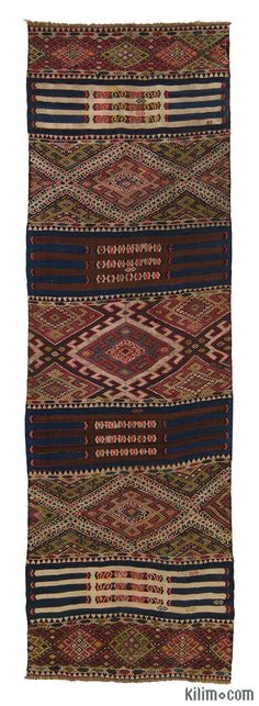 "These are the most beautiful rugs I've seen. ""Malatya"". The site is filled with them. 1.5k and up. Antique Malatya Kilim Runner 