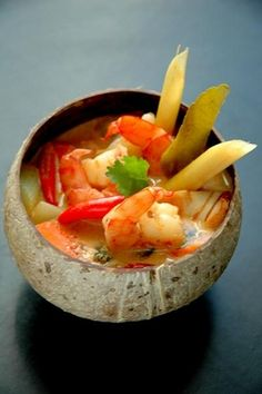 Bonbini!: an authentic Thai soup...