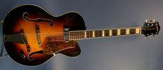 vintage 1955 gretsch 6190 electromatic guitar