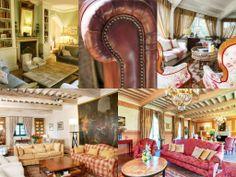 #livingroom #interior #architecture #design Italian classic style. #luxuryproperty