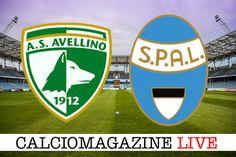 Avellino-Spal LIVE il 31 marzo dalle ore 19