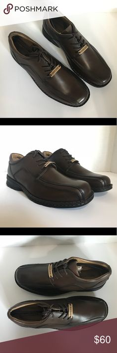 Dockers Real Leather Loafers Trustee Dark Brown Brand new, in the box Dockers Loafers in dark brown. Dockers Shoes Loafers & Slip-Ons