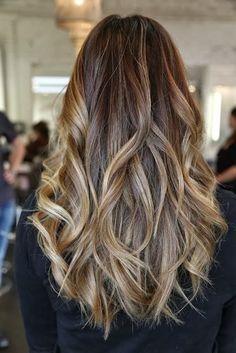 ombre-hair-castanho-loiro.jpg (427×640)