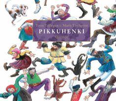Pikkuhenki, T. Tellegen, Co-auteur: Marit Tornqvist  zie ook inkijkboek: http://flickriver.com/photos/centralasian/sets/72157631062452494/