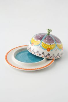 Carousel Butter Dish from Anthropologie - $24.00