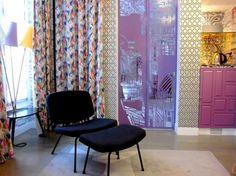 Suite Esquisse. Hôtel Crayon. Paris.