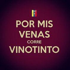 Mi Vinotinto #Venezuela ♥