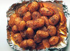 Chilipoteter Pretzel Bites, Tapas, Potatoes, Bread, Vegetables, Food, Potato, Brot, Essen