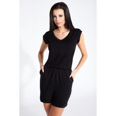 Stay cool and comfy in this casual romper featuring chic cap sleeves and pockets. Allow extra time in its journey to you. Smart Casual, Cotton Tee, Cap Sleeves, Heather Grey, Tees, Shirts, Summer Outfits, Rompers, Pocket