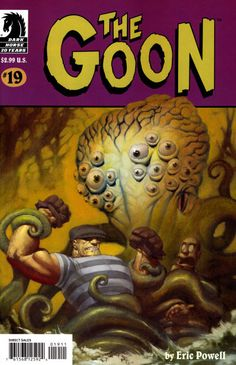 Cover for The Goon (Dark Horse, 2003 series) #19