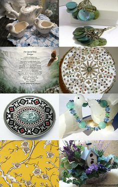 Birds of a Feather by Helena And Flynn on Etsy--Pinned with TreasuryPin.com