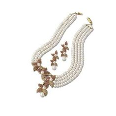 c1dd621c0b82c 23 Best Puja Collection images in 2017 | Beaded jewelry, Pearl ...