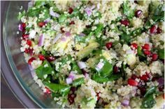 Anti-Inflammatory Recipe: Superfood Quinoa Salad