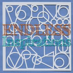 "Arrows Directions - Free US Shipping 6/""x6/"" Endless Inspirations Stencil"