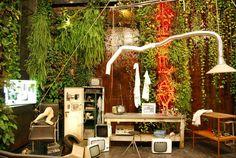 showcase-Replay store  Barcelona Spain-