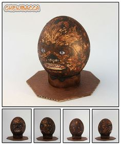 7 Eggstraordinary Star Wars Easter Egg Designs