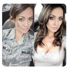 (notitle) - Chicks in Uniform - Miltiary Good Woman, Amazing Women, Beautiful Women, Beautiful Body, Look Plus Size, Female Soldier, Female Marines, Army Soldier, Military Girl