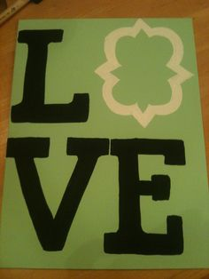 Phi Mu sign- do it in pink (: