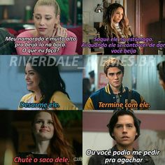 algumas pequenas Ask's e imagines sobre nossos queridos moradores de … #humor # Humor # amreading # books # wattpad Cole M Sprouse, Dylan Sprouse, Bughead Riverdale, Riverdale Memes, Archie And Betty, Betty And Jughead, Best Series, Pretty Little Liars, Greys Anatomy