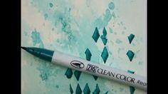 Clean color video, Clean color,  http://acoloredmind.blogspot.com,
