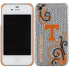 Tennessee Volunteers Rhinestone iPhone 4 Shell Case