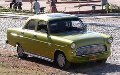 1950′ Ford Consul