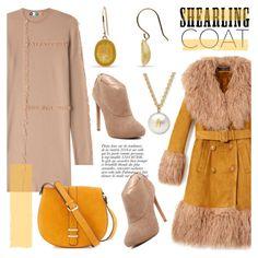 Sweet Shearling Coats by littlehjewelry