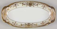 Relish in the 175 pattern by Noritake