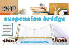 Build A Suspension Bridge –– For The Love Of Engineering!