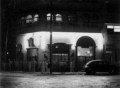 Lou Stoumen. Black cat bar and brothel,  San Juan, 1942