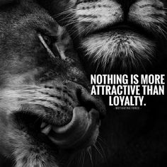 Nothing Is More Attractive Than Loyalty life quotes quotes quote inspirational quotes life quotes and sayings