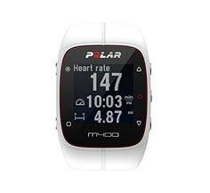 Polar M400 GPS Sports Watch with Heart Rate Monitor, White Polar http://www.amazon.com/dp/B00NPZ7WNA/ref=cm_sw_r_pi_dp_jCsUub0GTC4A4
