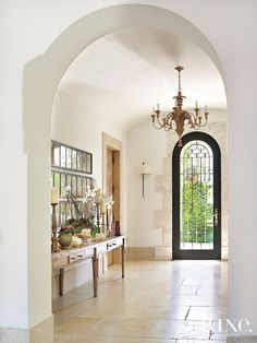 Foyers That Will Leave You in Awe | LUXE