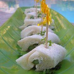 Asparagus Sandwiches Allrecipes.com