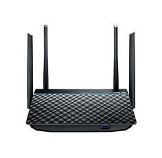 Power-Up - ASUS Dual-Band Super-Fast Wifi Gigabit Router with MU-MIMO and USB ** Make sure to check out this remarkable product. (This is an affiliate link). Best Gaming Router, Best Wifi Router, Best Wireless Router, Internet Router, Wi Fi, Dual Band Router, Router Reviews, Technology, Black