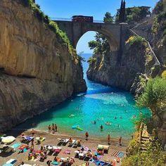 Furore, Itália.