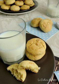 La cuchara de Neter: Cookies de avena y chocolate blanco