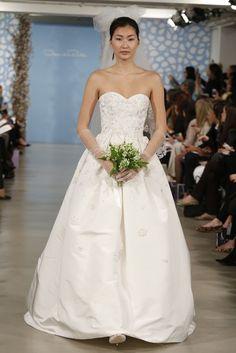 Oscar de la Renta 2014 Bridal Spring Collection   Fashionbride's Weblog
