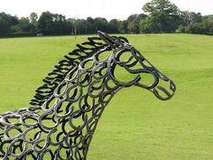 Fer à cheval# horse shoe <3