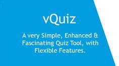 vQuiz   http://www.wdmtech.com/vquiz  #Joomla #TopList #Quizzes #Questions #Answer #Personality #Trivia #Quiz #Polls